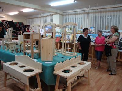 Patrimonio popular exposici n en el centro de educaci n for Tu mueble benavente
