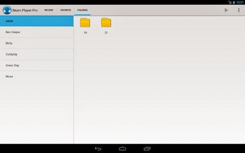 Beam Player Pro (Folder Player v2.5).apk