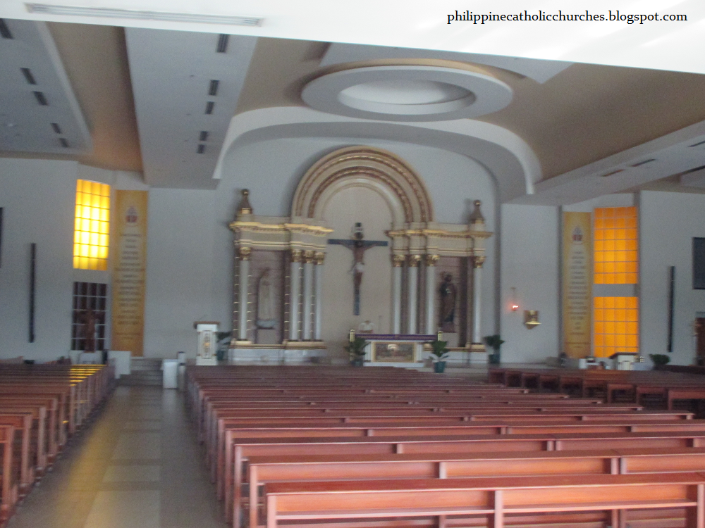 THE CHAPEL OF THE EUCHARISTIC LORD (Megamall Chapel), Mandaluyong City, Philippines