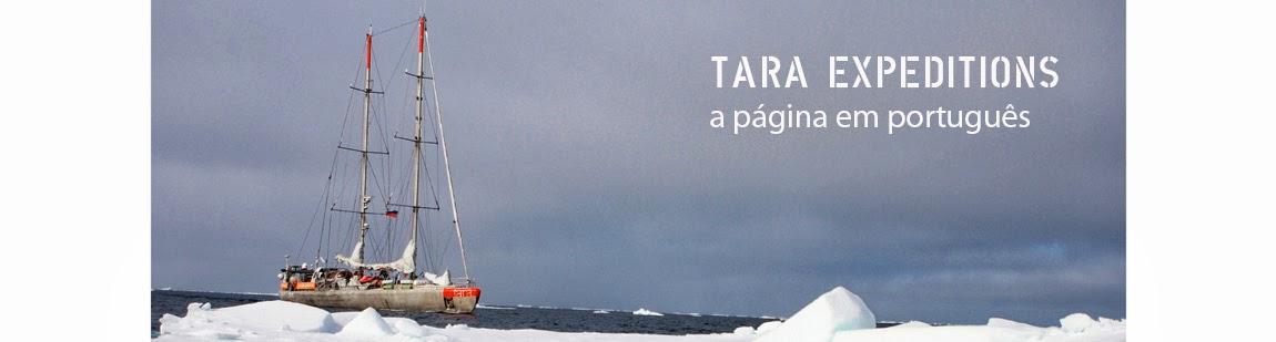 TARA EXPEDITIONS em português