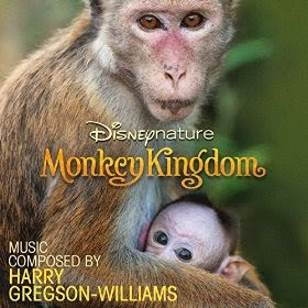 Monkey Kingdom Soundtrack (Harry Gregson-Williams)