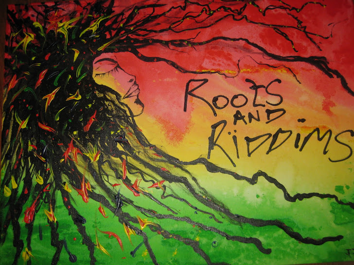 ROOTS REGGAE INNA RUB-A-DUB STYLE... A REGGAE BEAT FOR YOUR DANCIN' FEET!