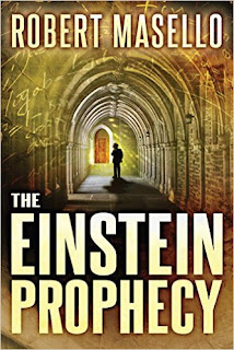 The Einstein Prophecy by Robert Masello