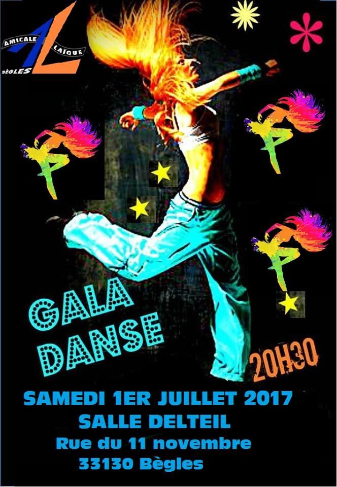 GALA DANSE BEGLES 01/07/2017
