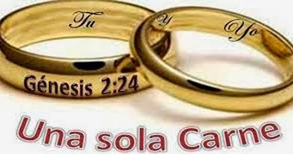 Matrimonio Q Significa : La palabra de dios para mi que significa ser una sola