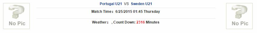 Soi kèo thơm U21 Bồ Đào Nha vs U21 Thụy Điển