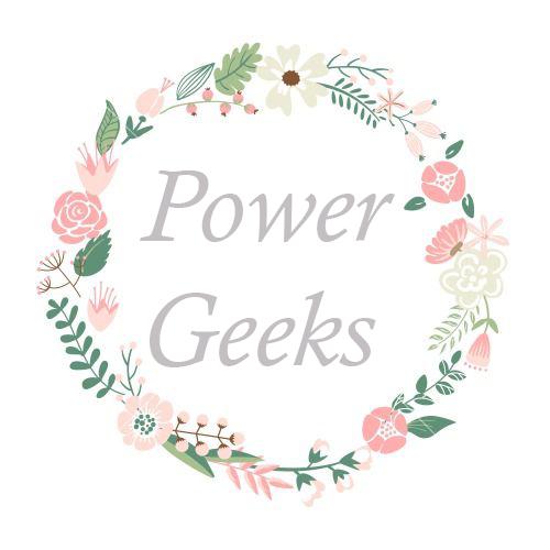 Power Geeks podbijają świat fikcji.