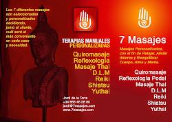 7 Masajes