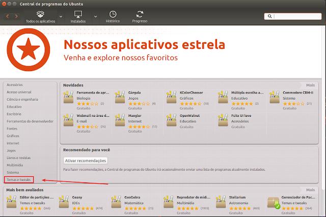 Melhorando o desempenho do Ubuntu