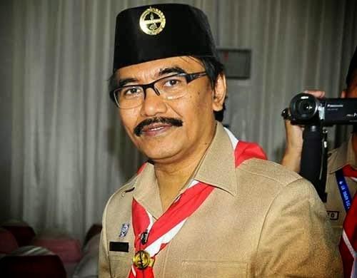 Kak Adyaksa dault Ka Kwarnas 2013 2018