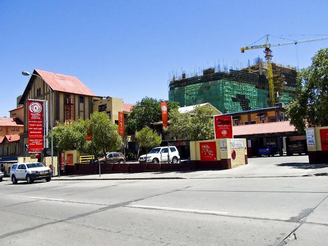 German Old Breweries Windhoek, Namibia