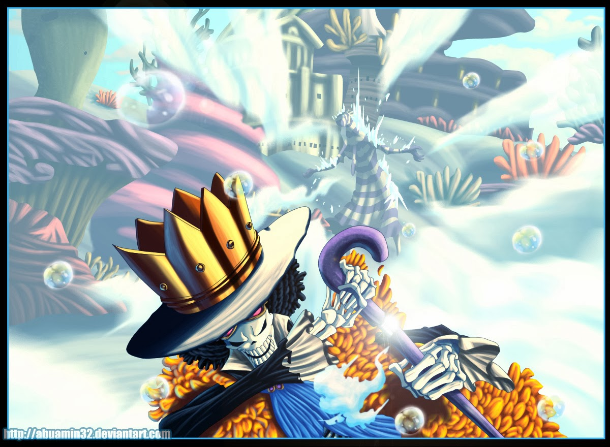 One Piece Chapter 739: Chỉ huy 023