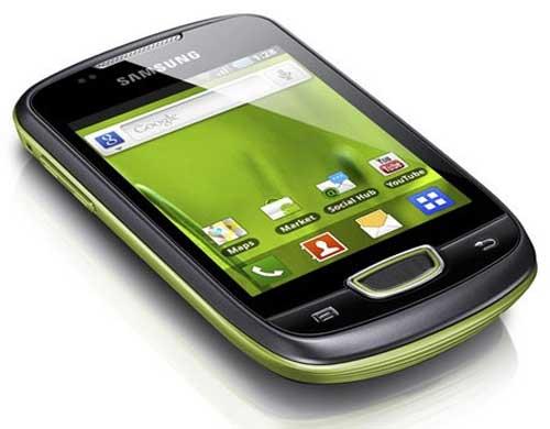 Samsung Galaxy Mini  Rp1,6 Juta