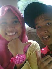 with my adek !