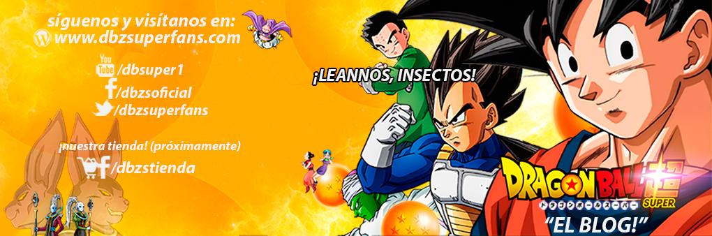 Dragon Ball Super: El blog