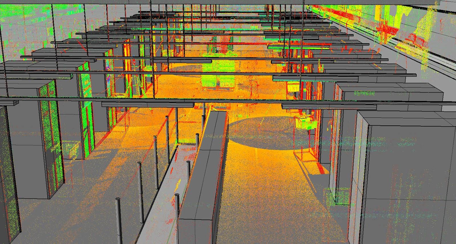 Severn partnership land survey and 3d laser scanning blog for Architecture 3d laser scanner