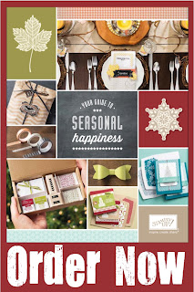 Contact Bekka to order your goodies from the new Autumn Winter Seasonal Catalogue - email bekka@feeling-crafty.co.uk
