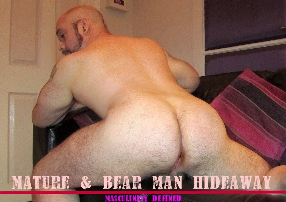 Phrase, Mature men and bears hideaway
