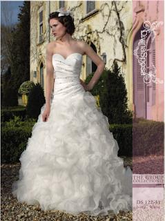 Catalogo de vestidos Divina Sposa 2012