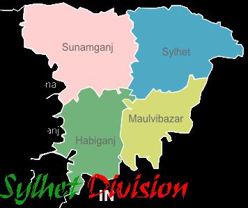 Image result for sylhet division