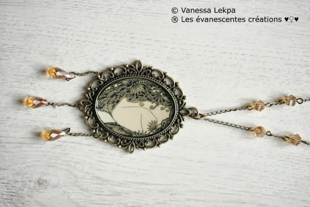bijoux esoterique magique sorcière talisman fait main halloween samhain