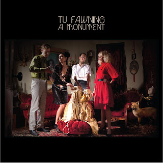 Tu Fawning - 'A Monument' CD Review (City Slang) / Show at Glasslands on August 3rd
