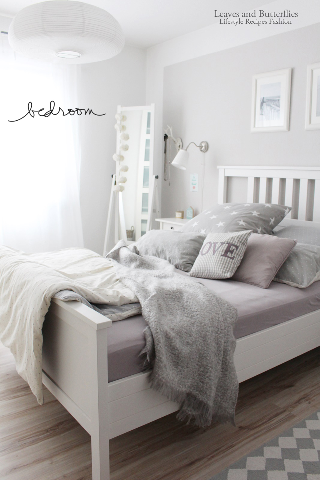 So l sst es sich gut schlafen for Tumblr schlafzimmer