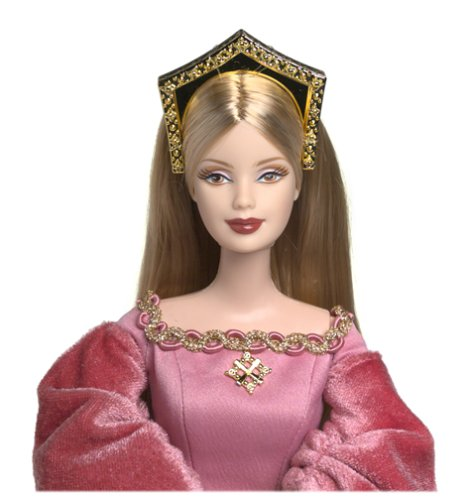 Barbie Dolls Of The World Princess Historically Ob...