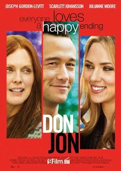 Don Jon 2013 poster