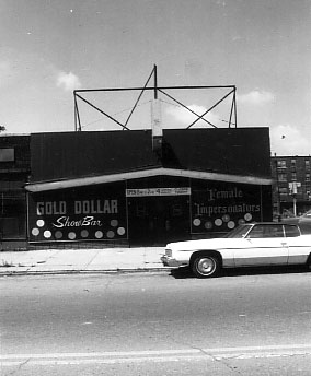 Detroit gay history The Gold Dollar 3129 Cass Ave Detroit