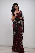 Shamili dazzling photos in saree-thumbnail-9