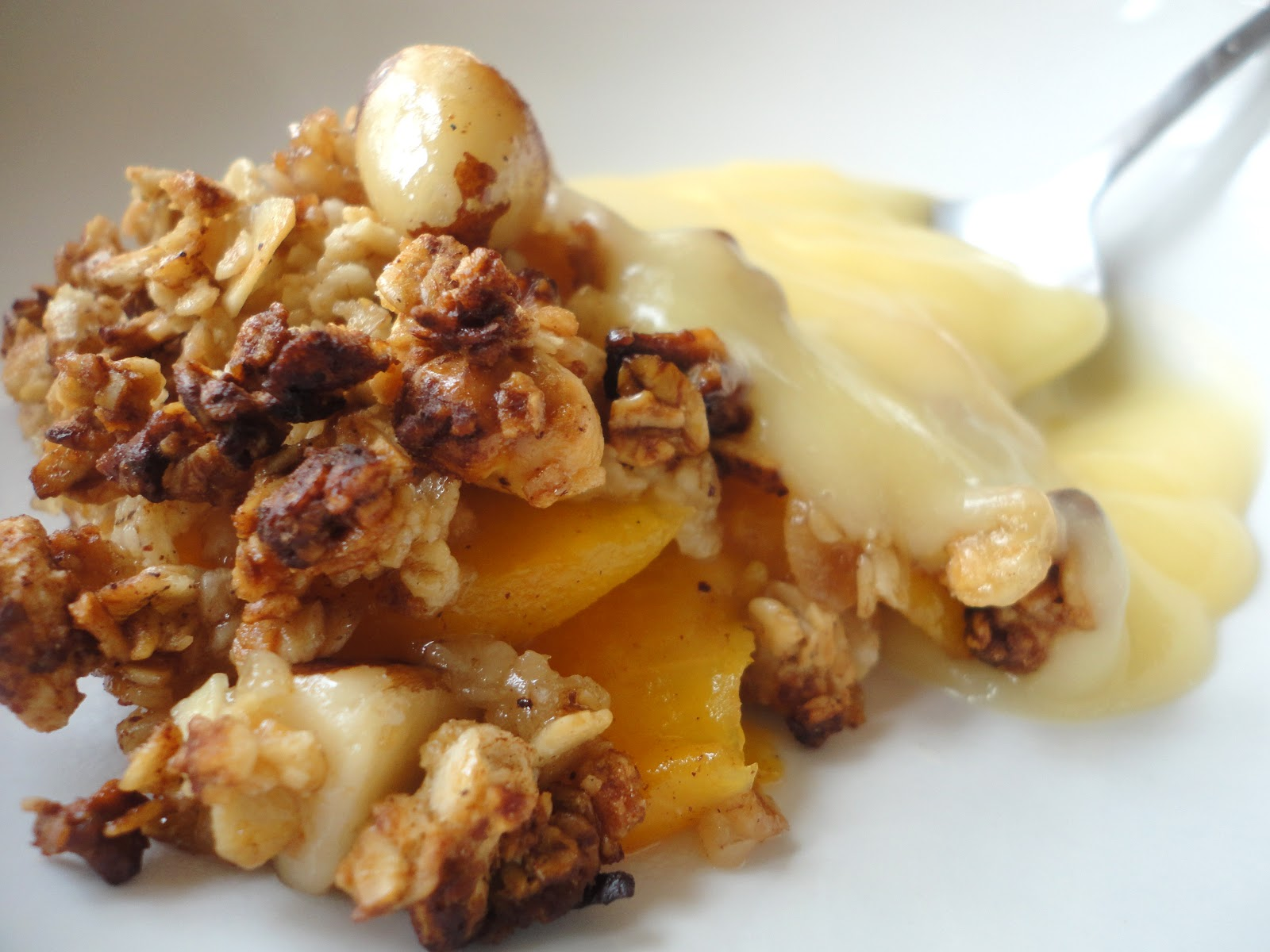 fullest part of life cheat 39 s healthy peach crumble On healthy apricot crumble