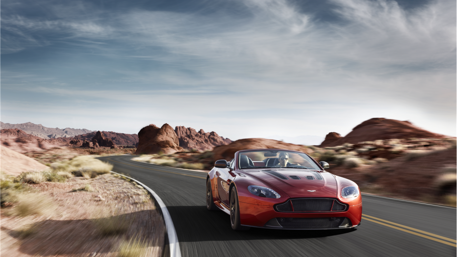 2015 Aston Martin V12 Vantage S Roadster: First drive