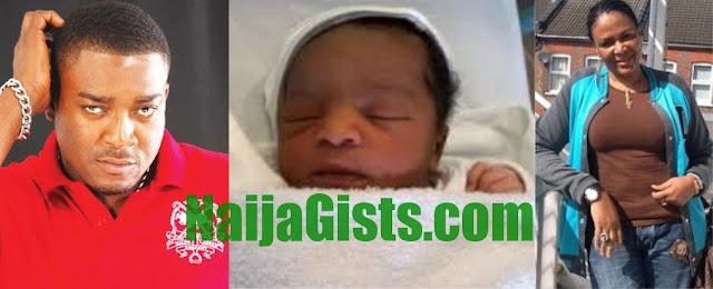 chidi mokeme paternity scandal