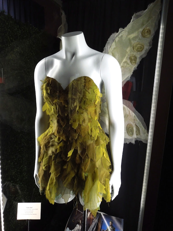 Tinker Bell costume Peter Pan Disney Dream Portrait