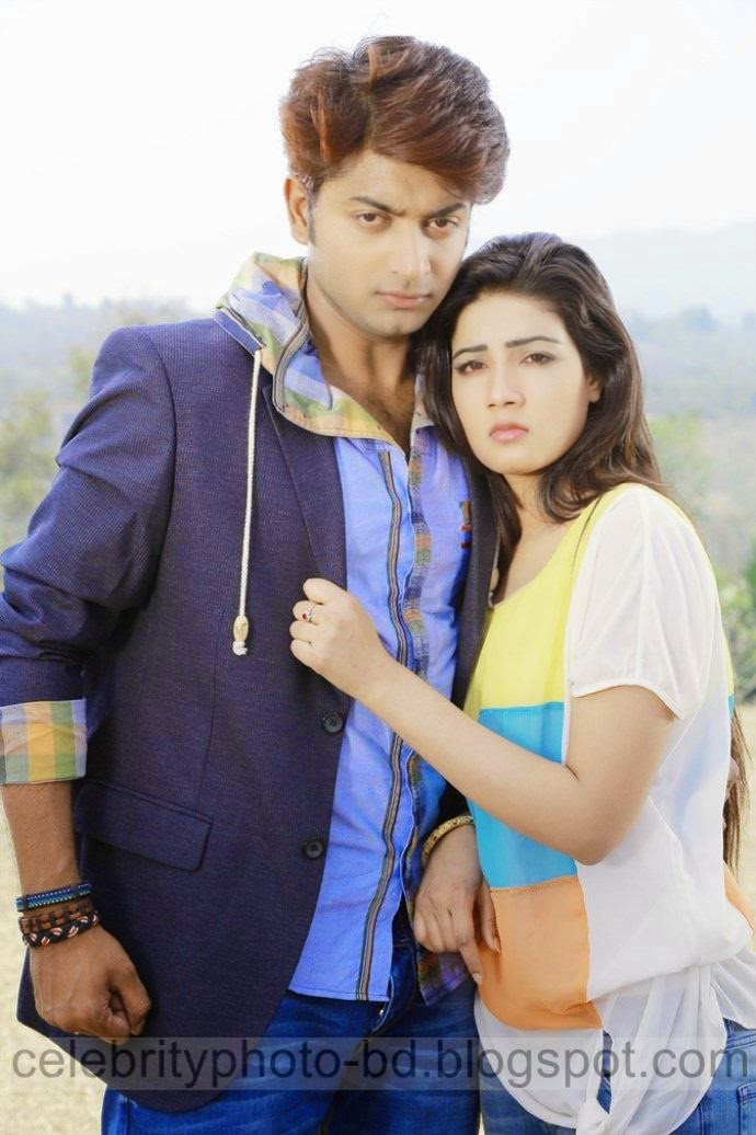 Mahiya+Mahi+and+Bappy+Chowdhury's+Some+Romantice+Hot+Photos+Latest+Collection+From+Bangla+Movie+Honeymoon+(2014)001