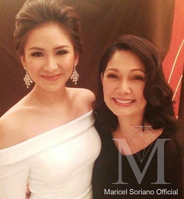 Sarah Geronimo makes 3-in-1 + 1 at the 45th Guillermo Box Office Awards