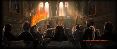Harry Potter e la Pietra Filosofale: Lezione di Incantesimi