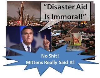 Mitt Romney Immoral