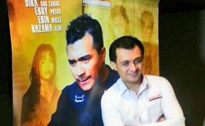 Ahmad Idham, Kecewa, Dengan, FINAS, LARI, Ke, Cannes, Festival Filem Cannes, Ahmad Idham, artis malaysia, berita, gambar, berita terkini, hiburan, selebriti
