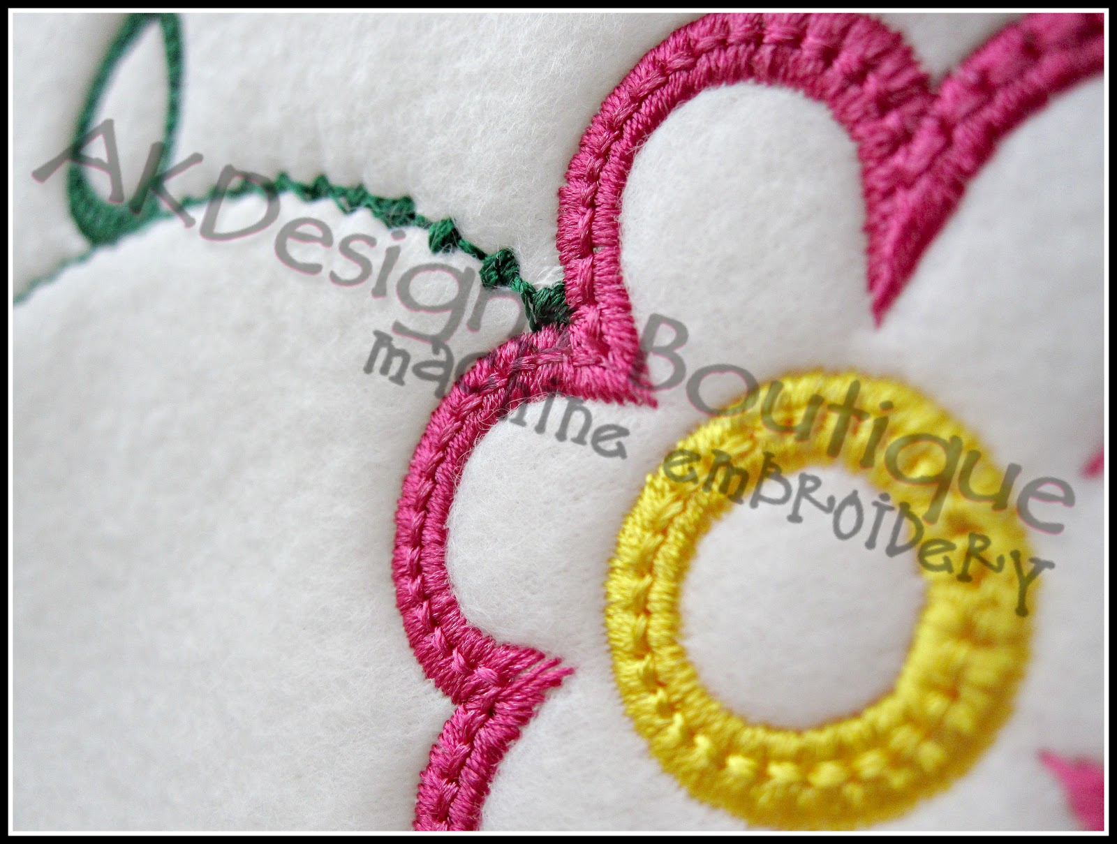 AKDesigns Boutique Machine Embroidery Designs: No 859 Applique ...