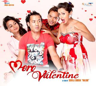 Mero Valentine Poster