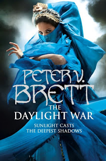 The Daylight War by Peter V. Brett - UK cover