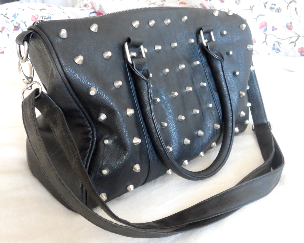 Primark studded handbag