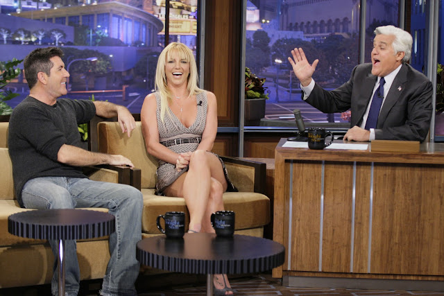 Britney Spears @ Tonight Show with Jay Leno