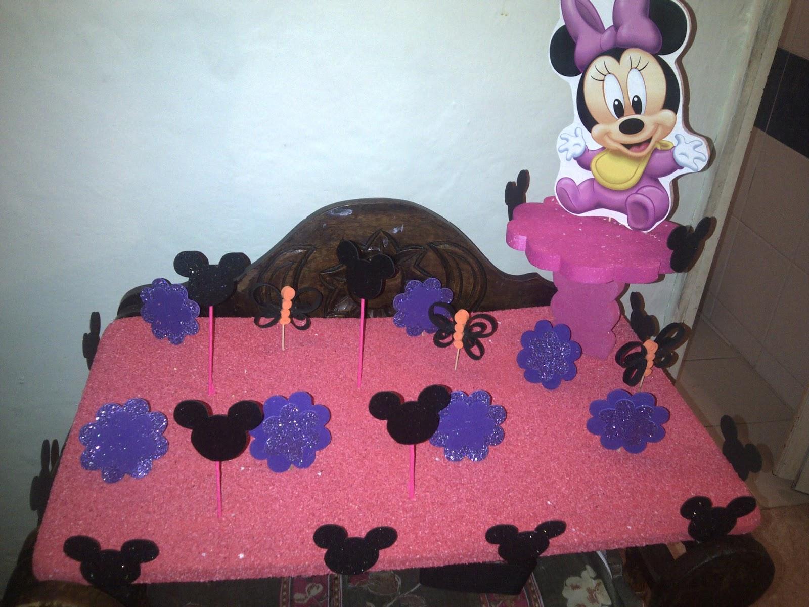 Chupetero de Minnie Mouse - Imagui