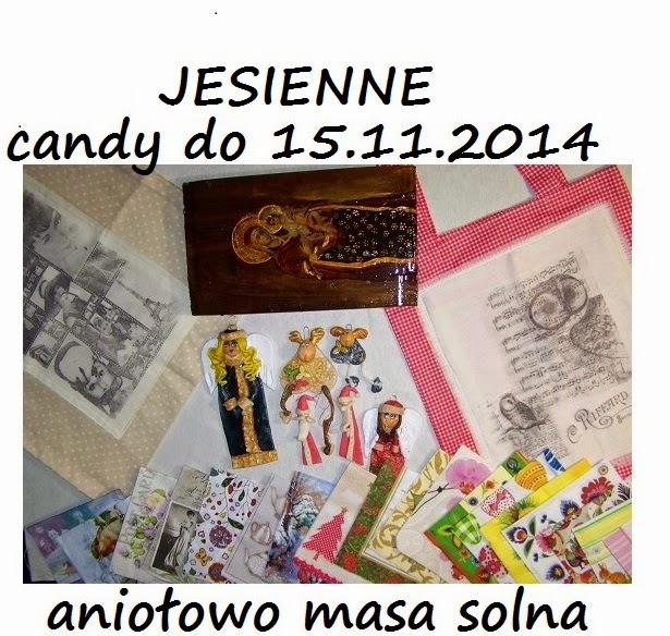 Candy do 15 listopada