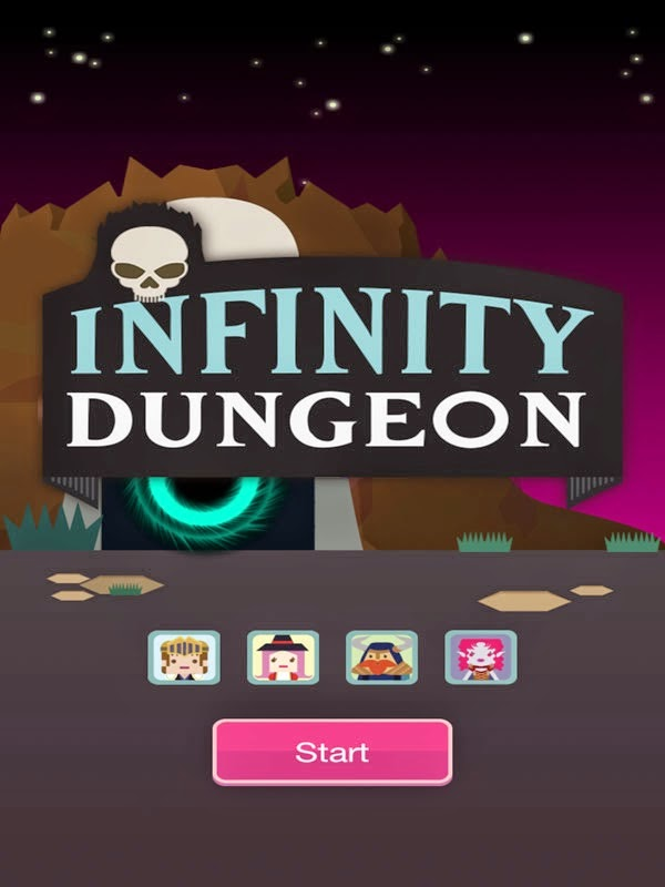 Download Free Infinity Dungeon F! Game Unlimited Gems v1.1.8