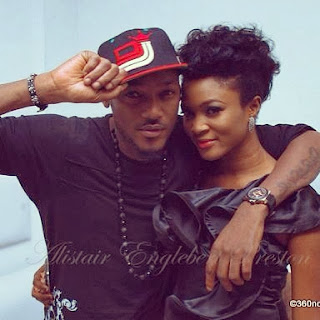 2face and Eva Alordiah