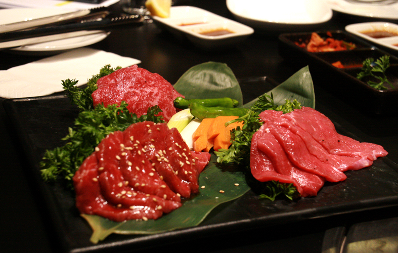 Eat at Seven: Nikunohi The Day Of Meat